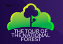 Tour of National Forest logo